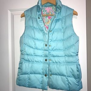 Lilly Pulitzer vest XS